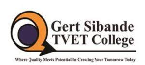 Gert Sibande TVET Colleg Online Application