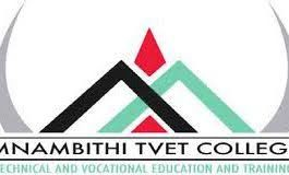 Mnambithi TVET College Online Application
