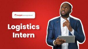 Logistics Intern for Freight Management