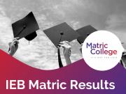 IEB Matric Results