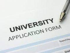 University Applications Closing In October